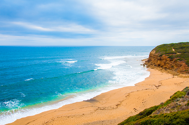 Bells beach, Great Ocean Road, Australie