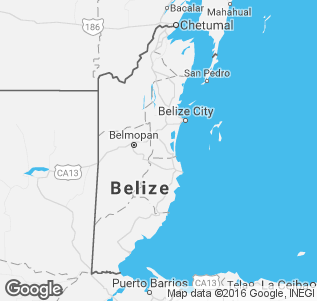 Carte Belize